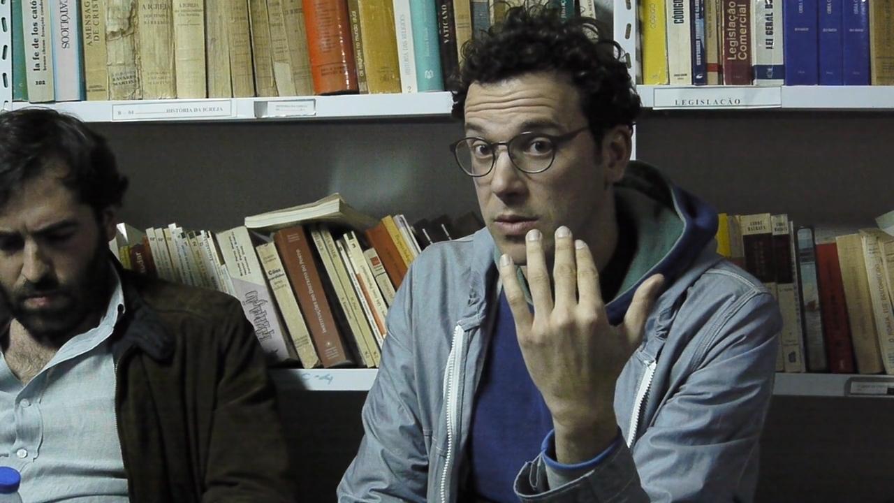 Falatório 7, Andre Alves e Samuel Silva